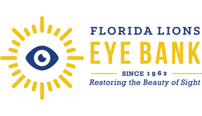 Florida Lions Eye Bank Logo
