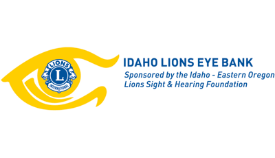 Idaho Lions Eye Bank Logo