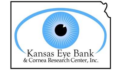 Kansas Eye Bank & Cornea Research Center Logo