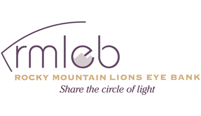 Rocky Mountain Lions Eye Bank Logo