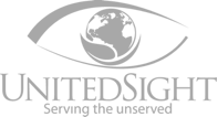 United Sight Eye Bank Footer Logo